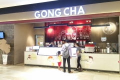 the peak aeon mall gong cha
