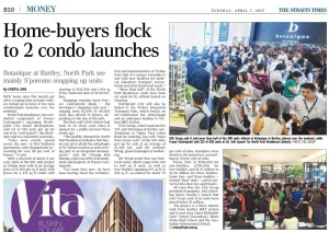 Buyers snapping up units at Northpark Residences & Botanique at Bartley
