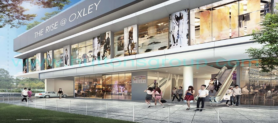 the rise @ oxley retail and commercial units
