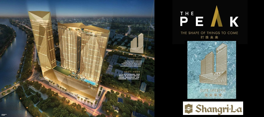the peak @ cambodia front brochure picture