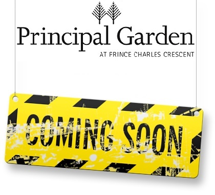 principal garden floor plan is coming soon