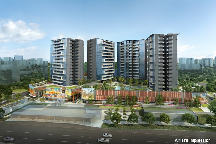 Poiz Residences Condo at Potong Pasir