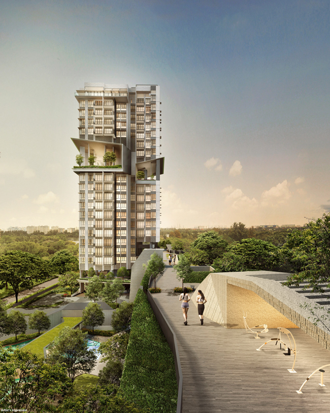 highline residences price