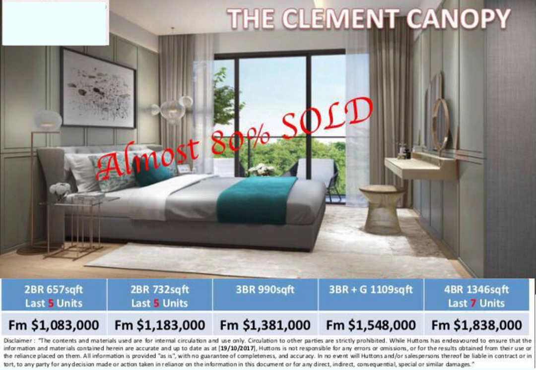 clement canopy price