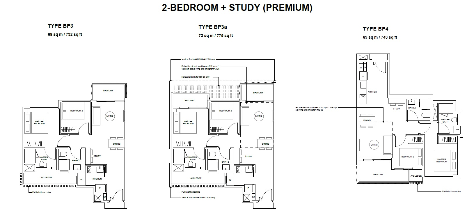 forest-woods-floor-plan-for-two-bedroom-plus-study-premium