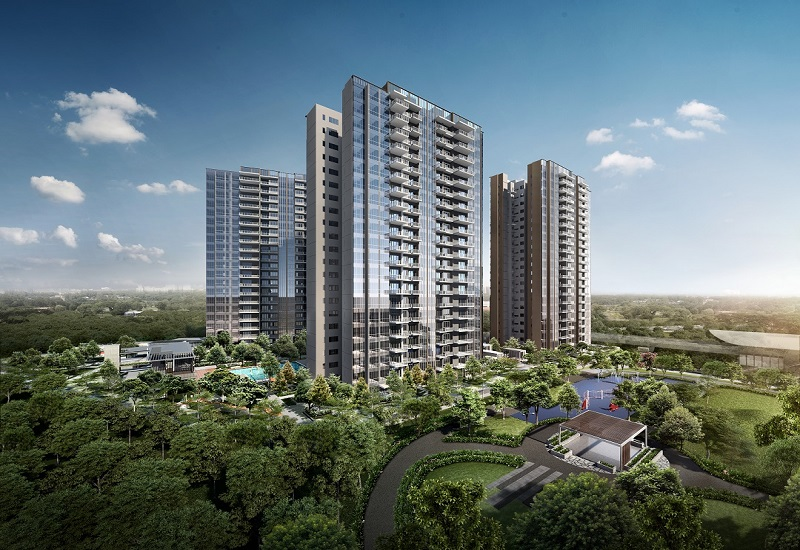 new launch condo at fernvale street