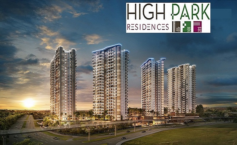 new launch condo at fernvale