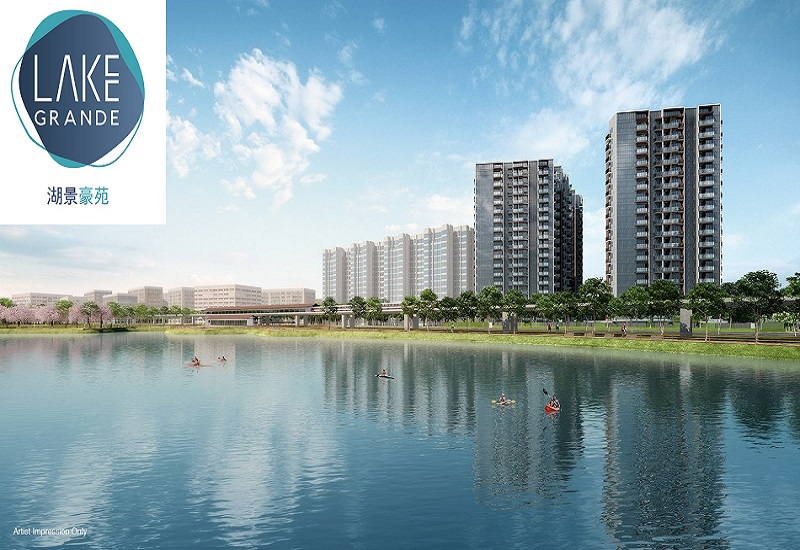 new launch condo at jurong west