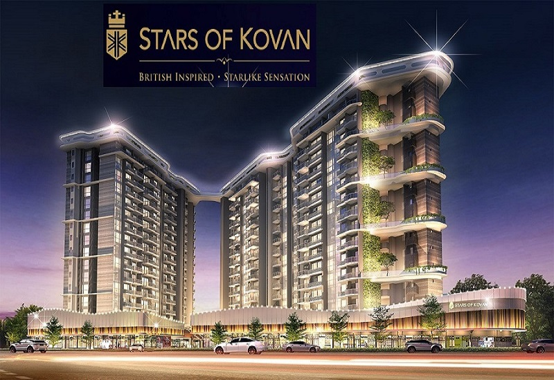 new launch condo at kovan