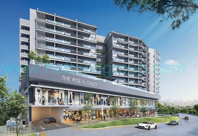 new launch condo at oxley rise road