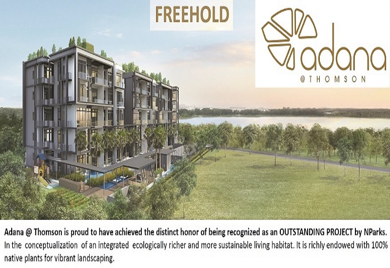 new launch condo at thomson