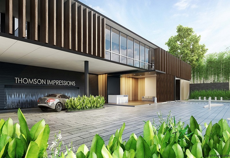 new launch condo at upper thomson