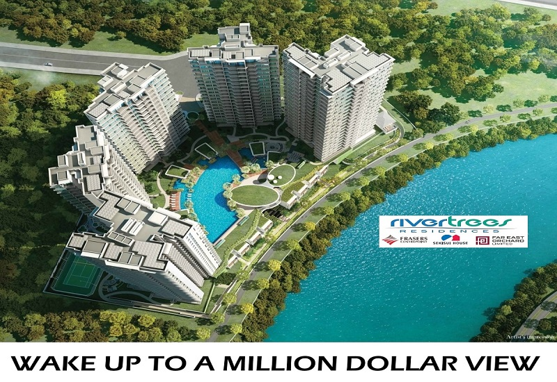 new launch condo by FCR