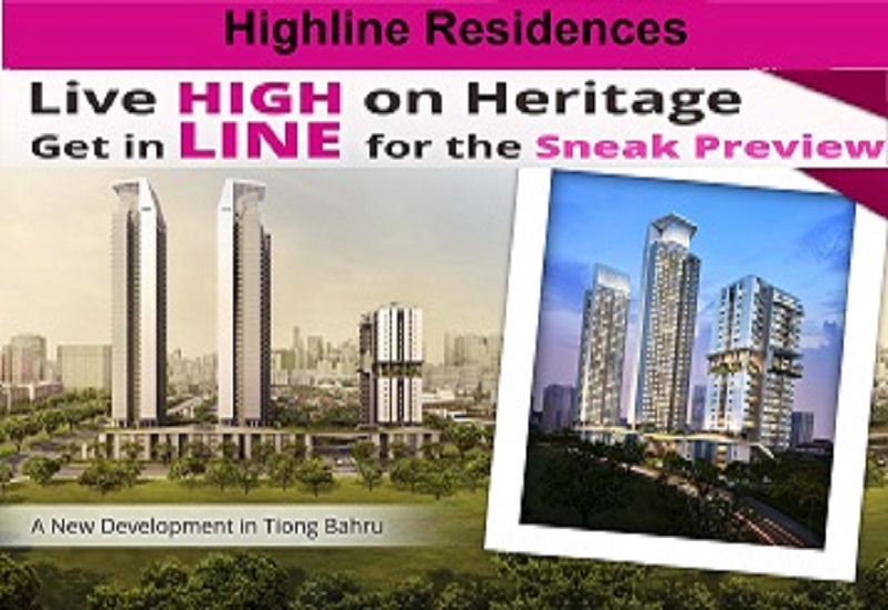 new launch condo in tiong bahru