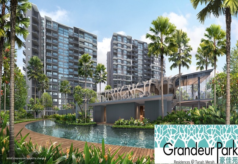 new launch condo near tanah merah mrt